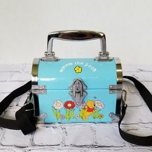 Disney Winnie The Pooh Crossbody Bag Box Case